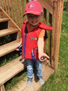 Notre jeune pêcheur